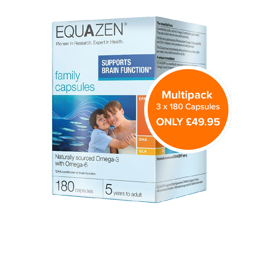 Shop today for our special offer on Equazen Family Capsules